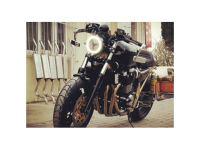 Rumble Produces Customized  Motorcycles