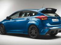 Focus RS Makes Debut At  Geneva