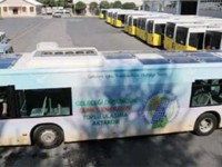 IETT Launches Solar-Powered Bus In Istanbul
