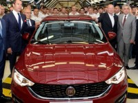 First Fiat Egea Rolls Off Production Line