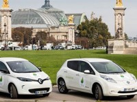 Renault-Nissan To Provide World's Largest EV Fleet At COP21