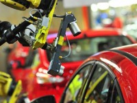 Total Automotive Production Increased 17 %