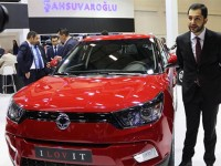 Turkey Considered Nominee In Manufacturing Of SsangYong