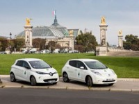 Renault-Nissan Alliance Installs New Charge Spots For EVs