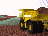 Self-Driving Truck Might Be A Mining Truck