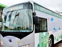 First Zero-Emission All-Electric BYD Buses In Service