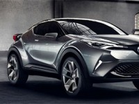 Toyota's New Crossover To Be Manufactured In Turkey