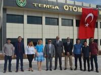 TEMSA Automotive Engineering Opened