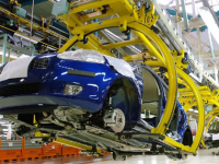 Automotive Production Up 9% In Half 1