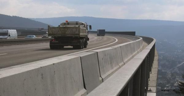 Concrete barriers prevent casualties