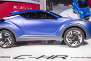 Serial Production Of Toyota C-HR To Start In November