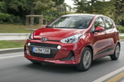 New Hyundai i10 Rolls Off Production Line