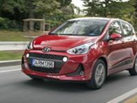 New Hyundai i10 Rolls Off Production Line