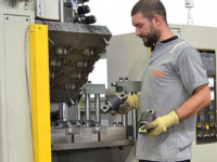 ROTA's New Rubber-Metal Facility Commences Production