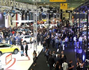Istanbul Autoshow Offers Technology Of Future