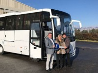 TEMSA Deliveries 22 Buses To France