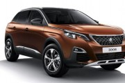 """Peugeot Wins Title """"Car Of The Year 2017"""""""
