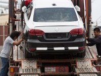 Automotive Exports Sustain Increase