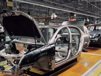 Total Automotive Production Hit Historical High