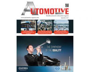 Automotive Exports  – September 2017